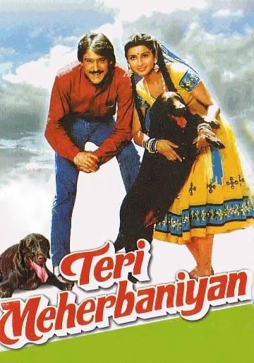 Teri Meherbaniyan (1985)-Dvdrip-720p-X264-hAr!s kAf3~1.05 GB
