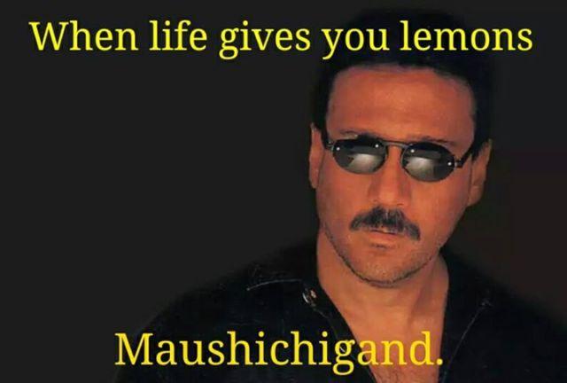Life lemons maushicigand